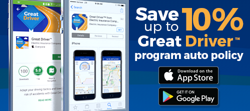 Great Driver App Discounts