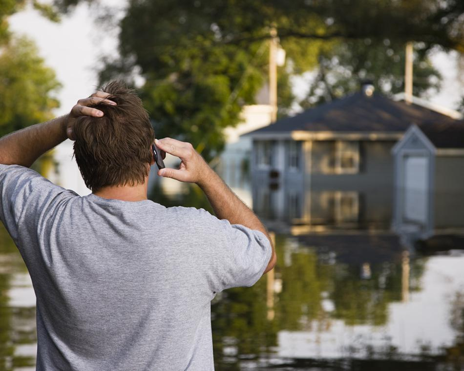 Does my home insurance cover floods