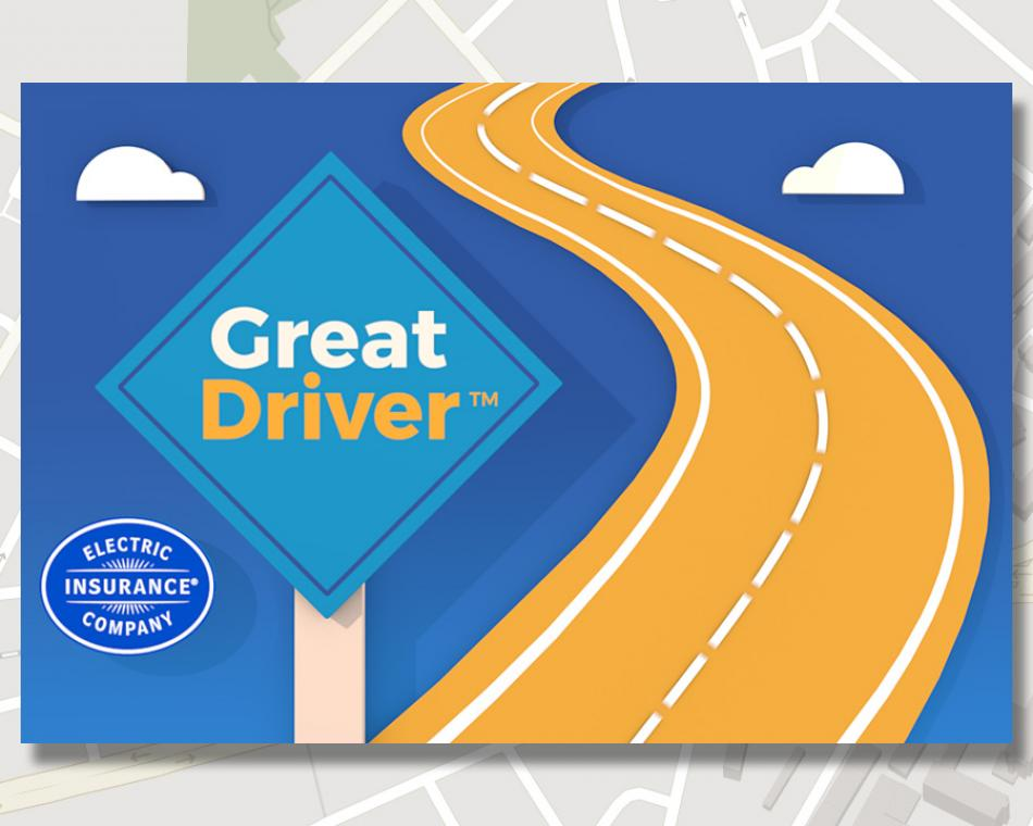 Save money on your car insurance with the Great Driver app
