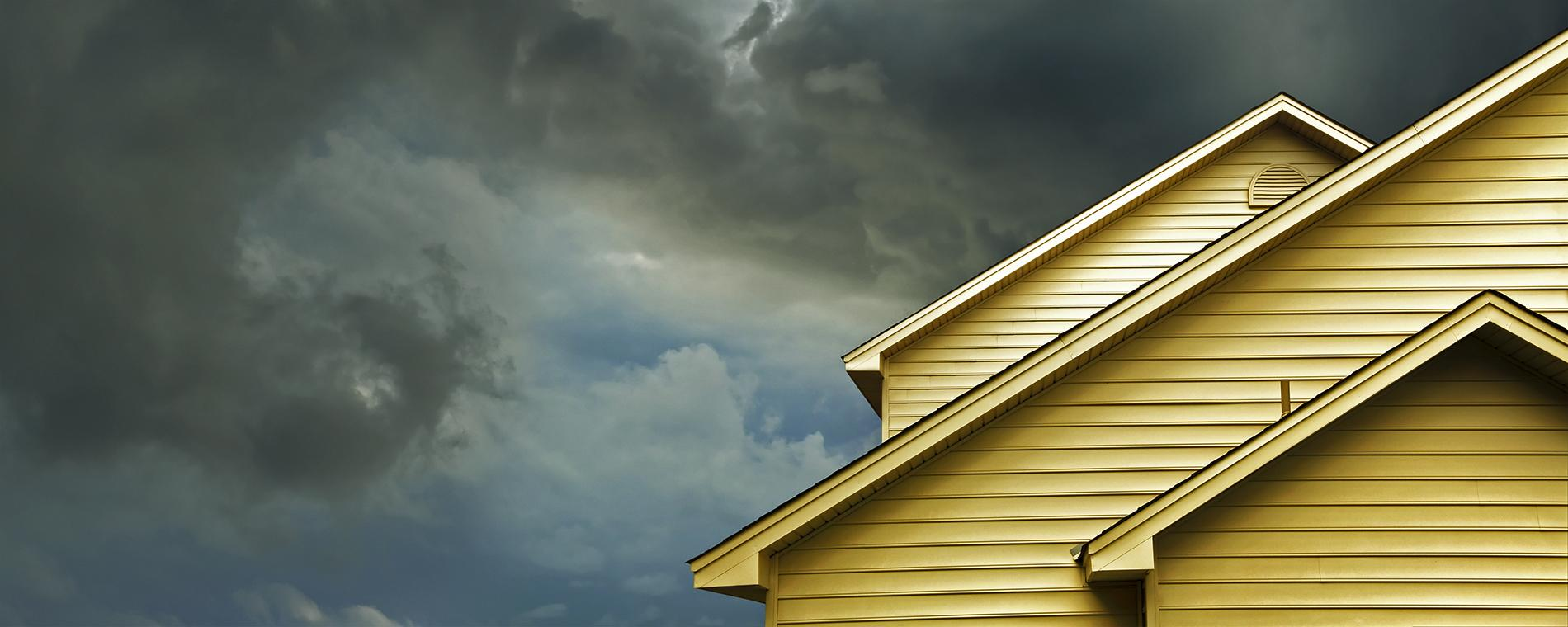 Make sure you have enough coverage to rebuild your house after a tornado