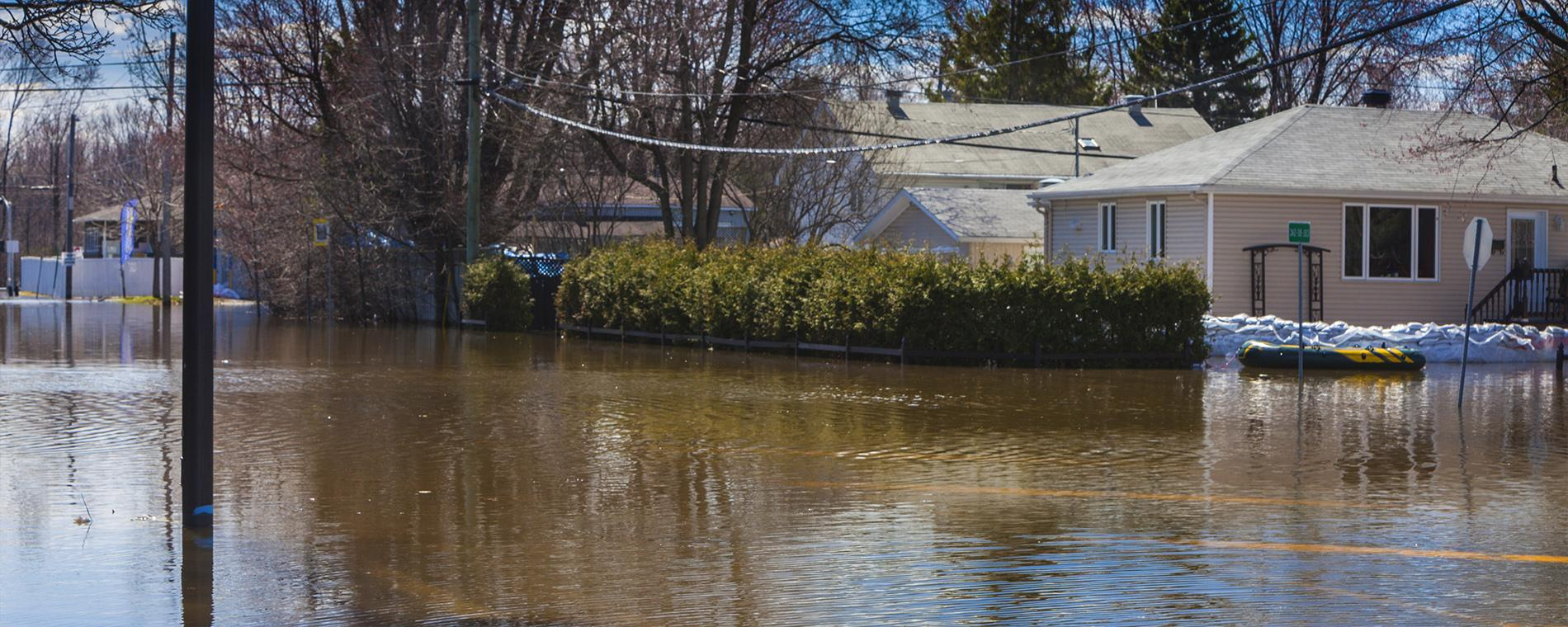 Quick tips on preparing for flooding