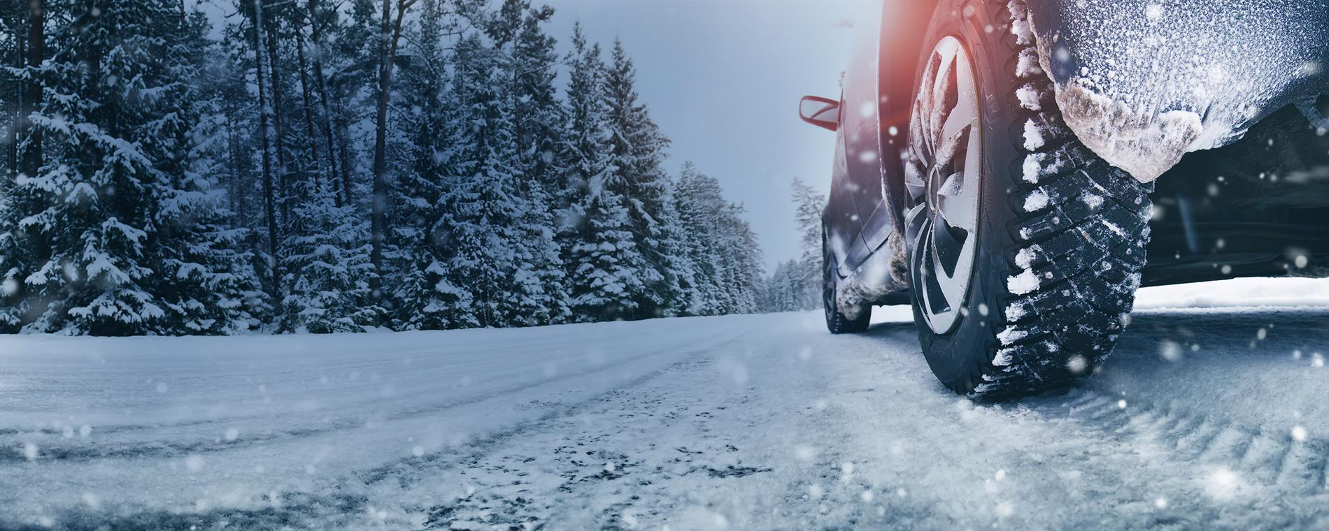 What to put in your winter emergency car kit